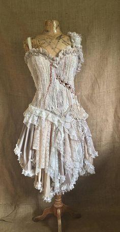 Made to order Dusky dress