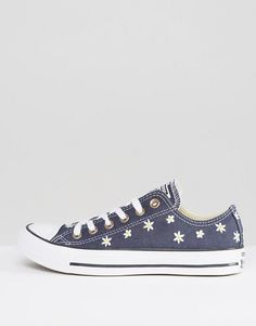 Converse Chuck Taylor All Star Ox Festival Embroidered Sneakers