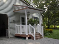 small front porch - Bing Images