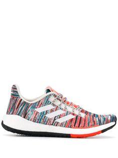 adidas x Missoni Pulse Boost HD sneakers - Orange Adidas Tubular Nova, Adidas Sneakers, Shoes Sneakers, Ethical Brands, Missoni, World Of Fashion, Luxury Branding, Adidas Originals, Women Wear