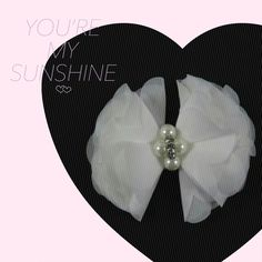 Nice chiffon bows flower can be used for head/corasge/shoes decorations.
