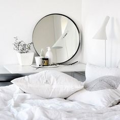 Interieur en kleur | De perfecte lichte slaapkamer - Woonblog StijlvolStyling.com