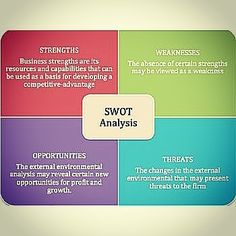 Your Company Business Plan  The Swot Analysis  Swot Analysis