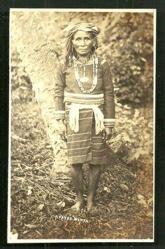 Apayao Woman, Luzon, Philippines 1930s