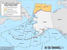 2. U.S. Bureau of Ocean Energy Management (BOEM) this week announced plans to open up a lease in the Beaufort Sea in 2020, Cook Inlet in 2021 and in the Chukchi Sea in 2022. Until the land claim dispute comes to a conclusion we feel it would be inappropriate for the U.S. government to be entering into lease agreements in the disputed area.