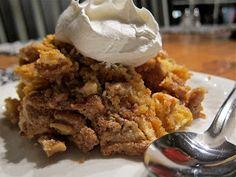 EASY Pumpkin dessert!