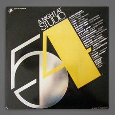 A Night at Studio 54 | Typophonic