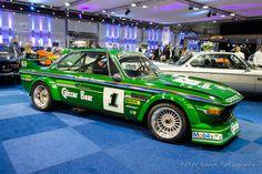 https://flic.kr/p/ErPWfk | BMW Alpina 3.0 CSL - 1974 | E9 Dieter Quester Replica Interclassics 2016 MECC Maastricht Nederland - Netherlands Januari 2016