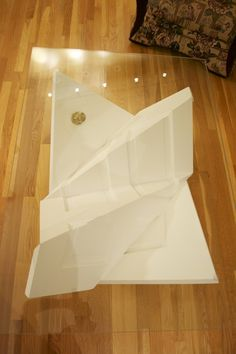 Post with 9242 votes and 481677 views. So I decided to fold a door into a coffee table Coffee Table Album, Door Coffee Tables, I Decided, Easy Diy, Gift Wrapping, Doors, Artwork, Household, Gifts
