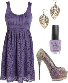 """CrocodileTears"" by blue-star-marie on Polyvore, I don't like the heels!"