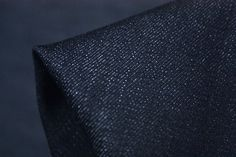 Prewashed Navy 98% Cotton 2% Elastane Stretch Denim. Imported from Japan. Width:140cm I...