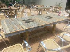 Pallet Banquet Table