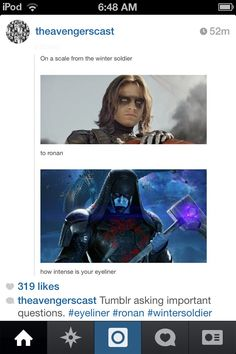 Tumblr & Guardians of the Galaxy