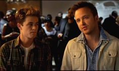 Australian Harrison Gilbertson and Aaron Paul in Need for Speed - Trailer Image
