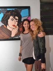 Intervista a MonicA Jacopetti, nota creativa padovana, nella sua ricerca artistica troviamo una personale rivisitazione della Pop Art.