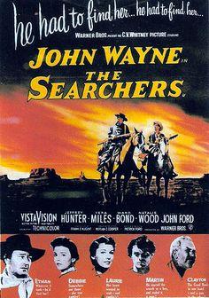 La prisonnière du désert de John Ford