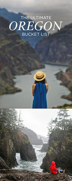 Traveling to Oregon? Check out the Ultimate Oregon Bucket List broken down by region - Greater Portland, the Gorge, Oregon Coast, Willamette Valley, Central Oregon, Eastern Oregon, and Southern Oregon // localadventurer.com #oregon #exploregon #traveloregon #bucketlist #usa #travel #traveltips #portland #pdx #pacificnorthwest
