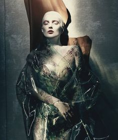 """I put Paolo Roversi in the Art Photographers category for a reason. I've never heard him refer to himself as a """"Fashion Photographer"""". Creative Fashion Photography, Glamour Photography, Photography Women, Editorial Photography, Portrait Photography, Lifestyle Photography, Fashion Mag, Dark Fashion, Paolo Roversi"""
