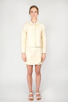Elyssa Jacket  http://relatedapparel.com/Elyssa-Jacket.aspx  #relatedapparel #related #ss15 #jacket #fashion #spring #trend