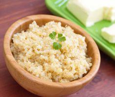 Magyaros szűzérme lecsóval és burgonyával Recept képpel - Mindmegette.hu - Receptek Grains, Rice, Food, Essen, Meals, Seeds, Yemek, Laughter, Jim Rice