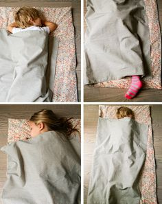 DIY: Cute napmat for preschoolers. No guarantees if it will actually get them to sleep. - Cool Mom Picks