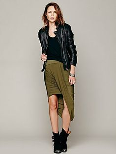Free People Love of London Knit Bodycon
