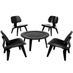 MASINFINITO CASA - http://masinfinitocasa.com/products/muebles/mesa-living-eames-negra