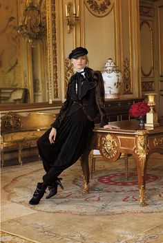 Ralph Lauren Collection  Be the first to see tomorrow's Ralph Lauren Collection ad before it hits the Sunday Styles section of The New York Times