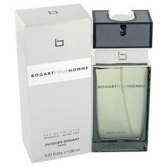 Bogart Pour Homme by Jacques Bogart Gift Set -- 3.4 oz Eau De Toilettte Spray + 3.3 oz After Shave Balm + 3.3 oz All Over Shampoo (Men)