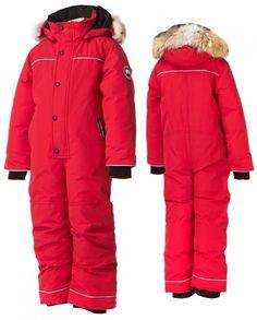 Canada Goose: Kids Winter Wear