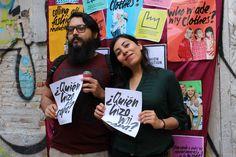 Evento Flash Revolution donde Mutatis Mutandi participó en el Barrio del Carmen (Centro de Valencia) en Abril del 2016