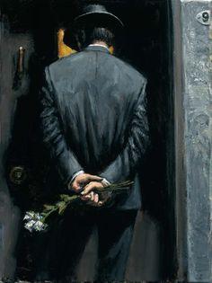Fabian Perez, 1967   Embrace series   Tutt'Art@   Pittura * Scultura * Poesia * Musica  