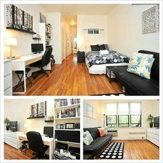 Small studio apartment in Manhattan. Upper East Side.