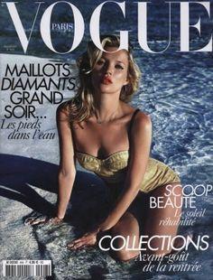 Kate Moss, Vogue