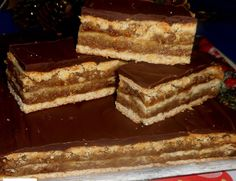 Érdekel a receptje? Kattints a képre! Hungarian Recipes, Tiramisu, Food And Drink, Ethnic Recipes, Advent, Candy, Kuchen, Tiramisu Cake