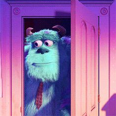 "James P. ""Sulley"" Sullivan (Monsters, Inc., 2001 & Monsters University, 2013)"