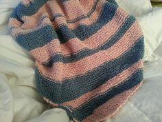 Knitting Patterns Galore - Ellen's Baby's Blanket
