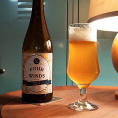 Review of Four Winds Brewing Saison Brett