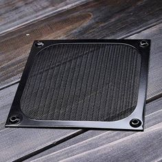 Description: Help to keep your PC and PC components clean,minimize the noisefrom the fan and extend the life-span of your fan.  High quality aluminum filter with stainless mesh for12cm PC CaseFan When the fan in your PC blowing cool air inside acomputer case,it can...