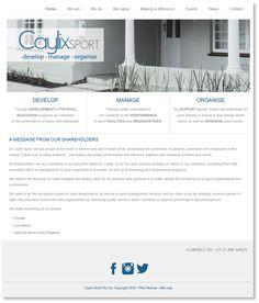 www.caylixsport.co.za