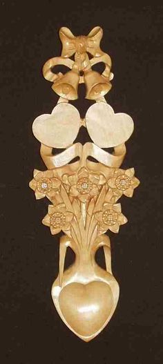 Wedding Love spoon   Collection 5 #69