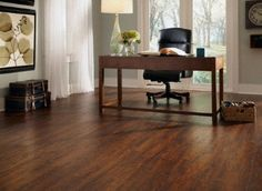Oh Mommy dearest I do believe it's about time to consider replacing the carpet in the bedrooms... maybe the whole house at this price ;)  12mm Warm Springs Chestnut Laminate