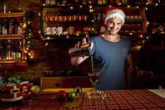 Before Boilermaker's Greg Boehm and Zach Sharaga (Louis 649) opens theirnext East Village bar, Mace,the duo isthrowing a month-long Christmas...