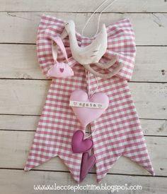 Le cose Piccinine - Babygirl Newborn Decor