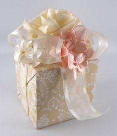 Vintage Wedding Gift Wrap
