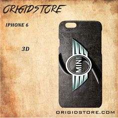 Mini Cooper Car Logo For Iphone 6 Case - Gift Present Multiple Choice