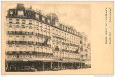 ancien hotel de l'spérance coin place de la constitution boulevard du midi