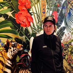 "Duran Duran (@duranduran) su Instagram: ""True colours. #duranduran #jt #florida #papergodstour"""