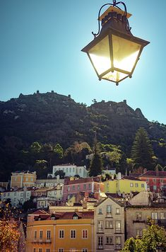 Sintra Hills And Houses