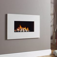 like this fireplace